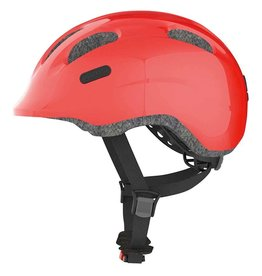 ABUS Abus, Smiley, Casque, Rouge ftincellant, S, 45 - 50cm