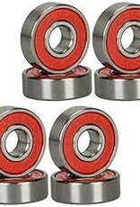 Longboard Bearing Abec-9 Roulement Rouge