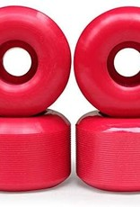 Easy Pepole Roues Skateboard rouge 50X30mm Qté 4