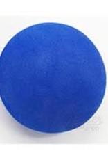 Balle en mousse bleu 2''