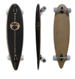 Easy People Longboard Easy Peolpe Lowrider Classic Abec 7