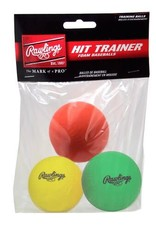 Rawlings HITRAIN FOAM BASEBALL