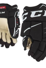 CCM Hockey HGFT1 JS YT GLOVES v.1 09 BKWH
