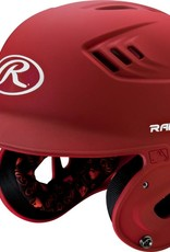 Rawlings R16MS-MS CASQUE RAWLINGS ROUGE MAT