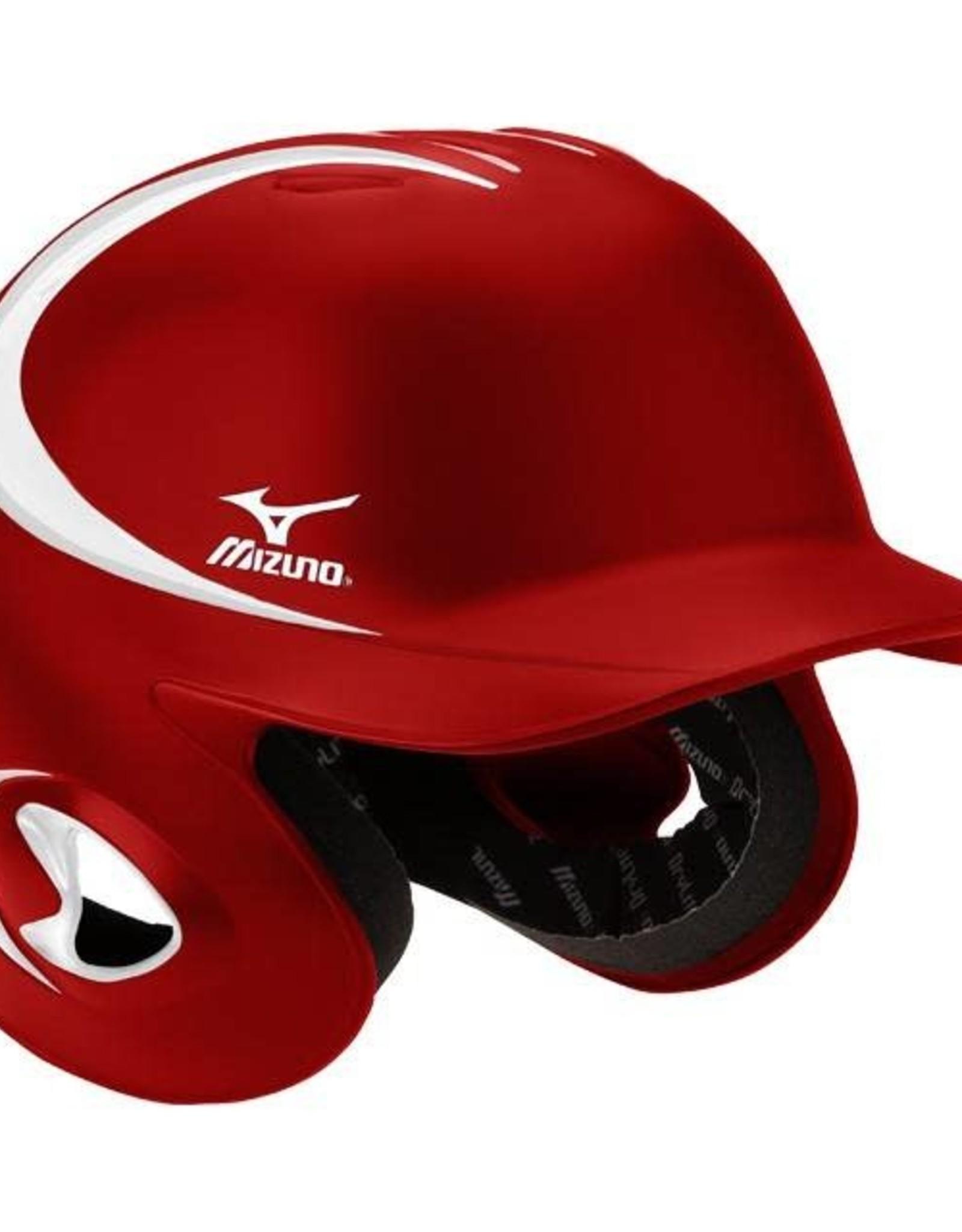 Mizuno CASQUE 380300  NAV RED-WHITE