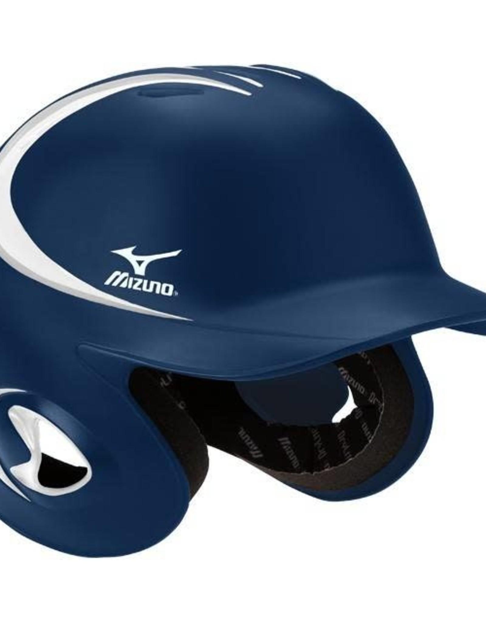 Mizuno CASQUE 380300 Mizuno NAV  BLEU-WHITE