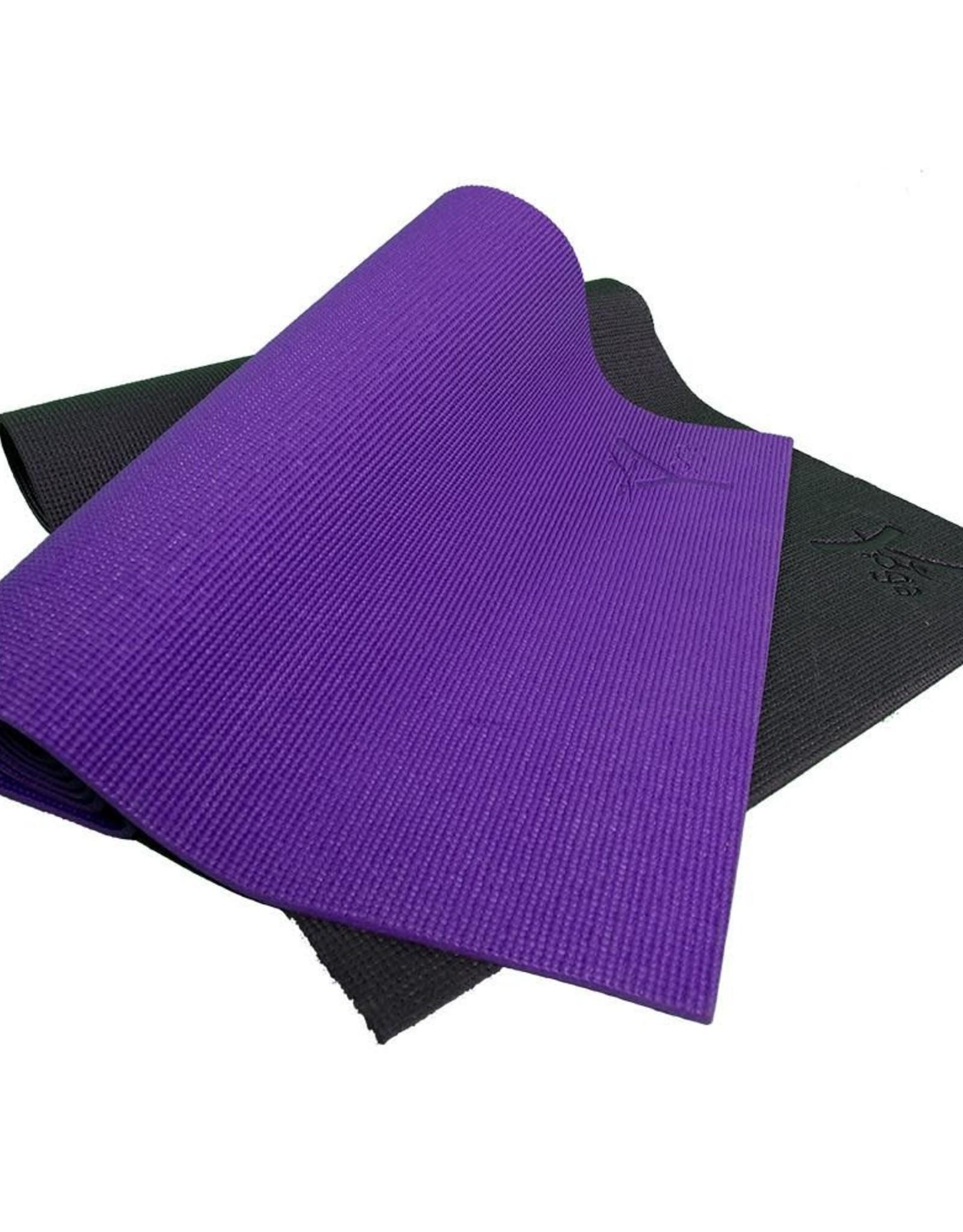 Tapis Yoga 6mm épaisseur (24''x68'')