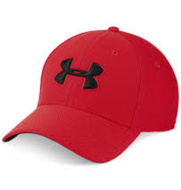 Under Armour Boys BOY'S BLITZING 3.0 CAP-RED/RED/BLK S/M