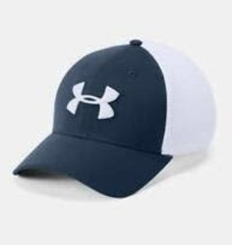 Under Armour Mens UA Classic Mesh Cap-NVY,L/XL