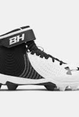 Under Armour UA HARPER 4 MID RM JR. (5.5) noir
