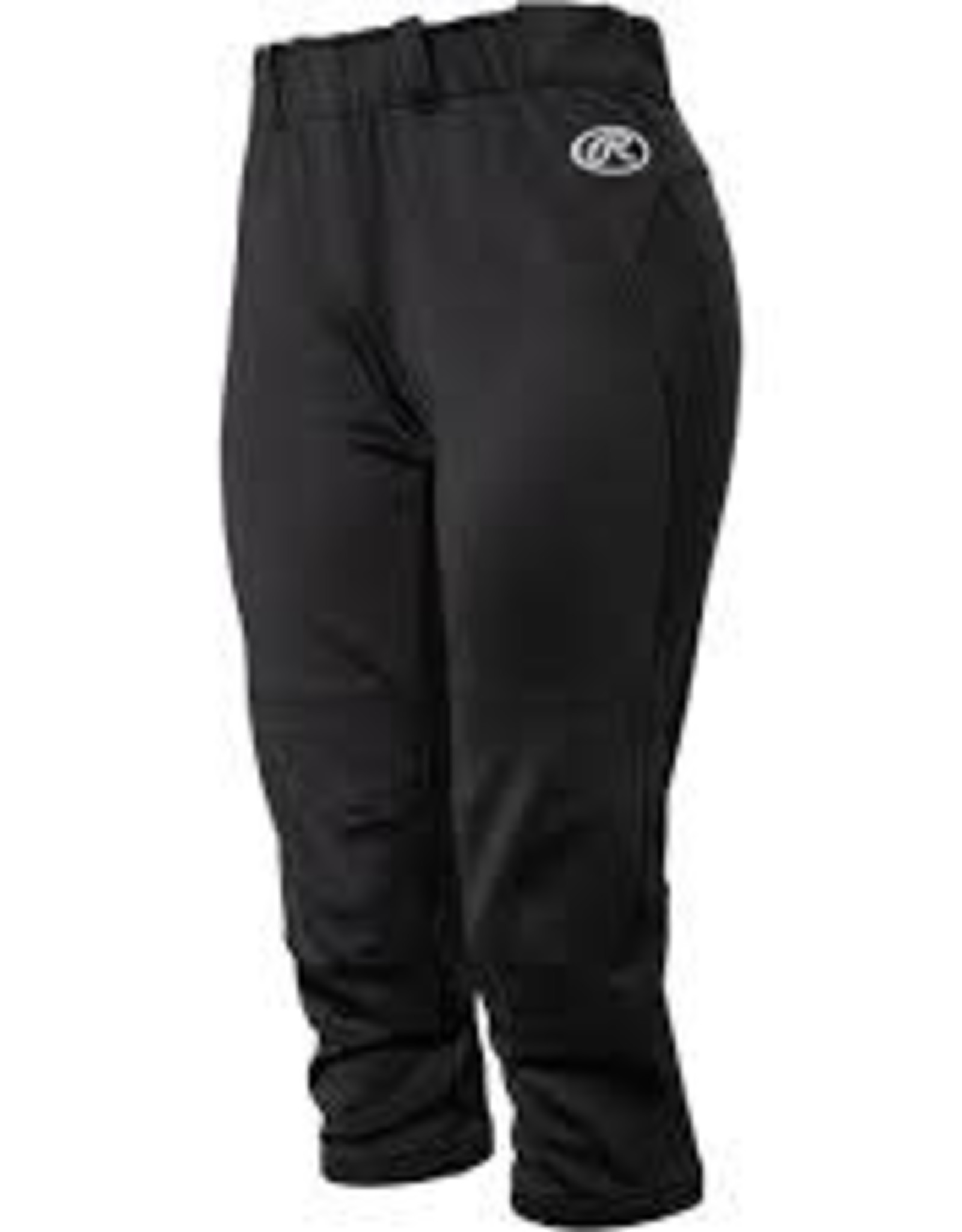 Rawlings Pants Women Blk No Zip Rawling XS