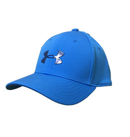 Under Armour Boys UA Youth Baseline Cap-BLU,OSFA