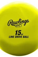 Rawlings LINE-DRIVE BALL WEIGHTED TRAINING BALL 15OZ