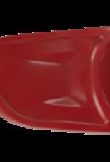 R16 Extender 1-Tone - LHB-Scarlet,casque extention gauche rouge