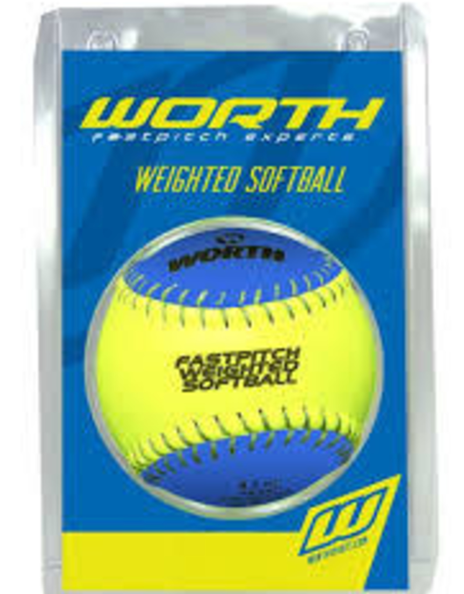 Rawlings Rawlings Weighted Training Softball (8.5 oz)