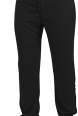 Rawlings Adult Launch Solid Pant Black XLRG
