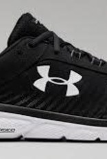 Under Armour Mens UA Charged Assert 8 4E Black/ Black/ White 10.5