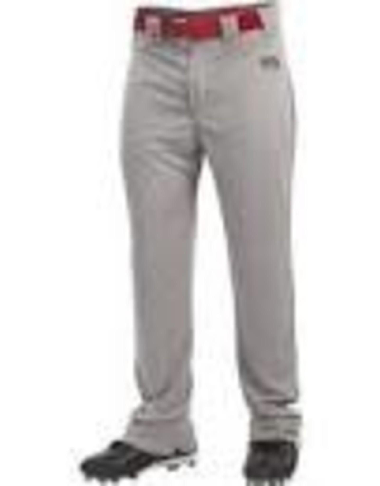 Rawlings youth rawlings pants gris pâle (L)