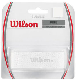 Wilson Grip Feel sublime  blanc