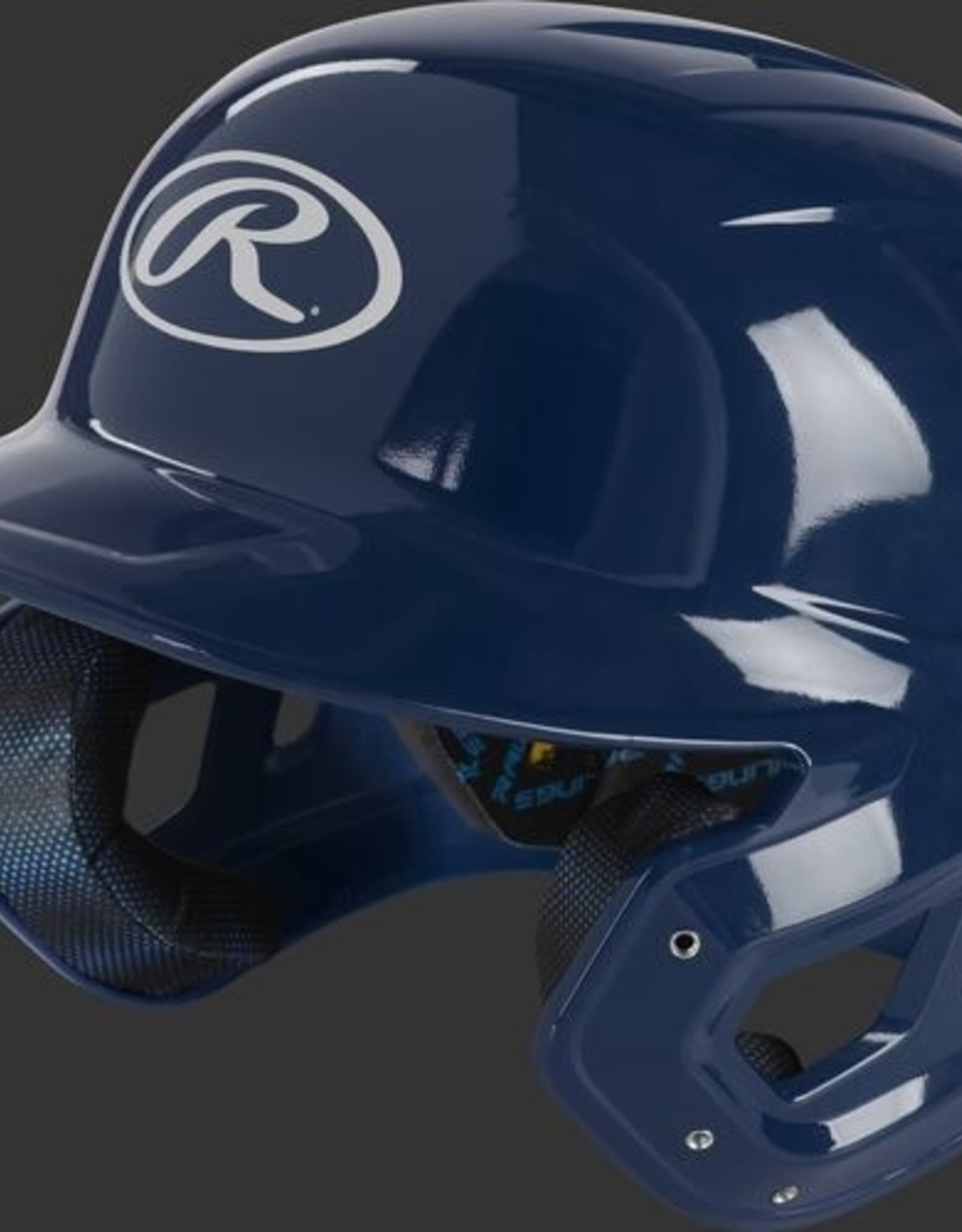 Rawlings MACH Helmet - 1-Tone Clearcoat - JR-Royal