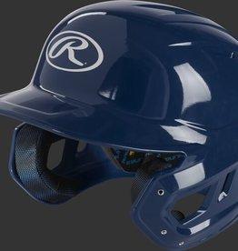 Rawlings MACH Helmet - 1-Tone Clearcoat - JR-Royal