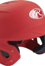 Rawlings Rawlings MACH Helmet 1-Tone Matte - JR-Matte SCA