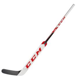 CCM Hockey HSA SR Goalie Stick Regular Flex (25'') Price P1 Red