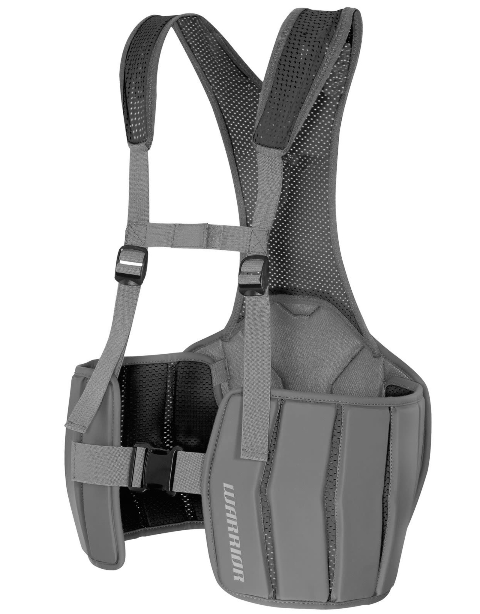 Warrior FATBOY RIB GUARD GR GREY S
