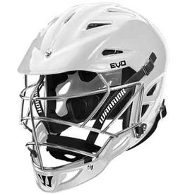 Warrior CASQUE LACROSSE EVO (S/M)BLANC