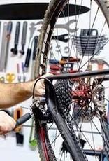 Réparation de crevaison pneu (