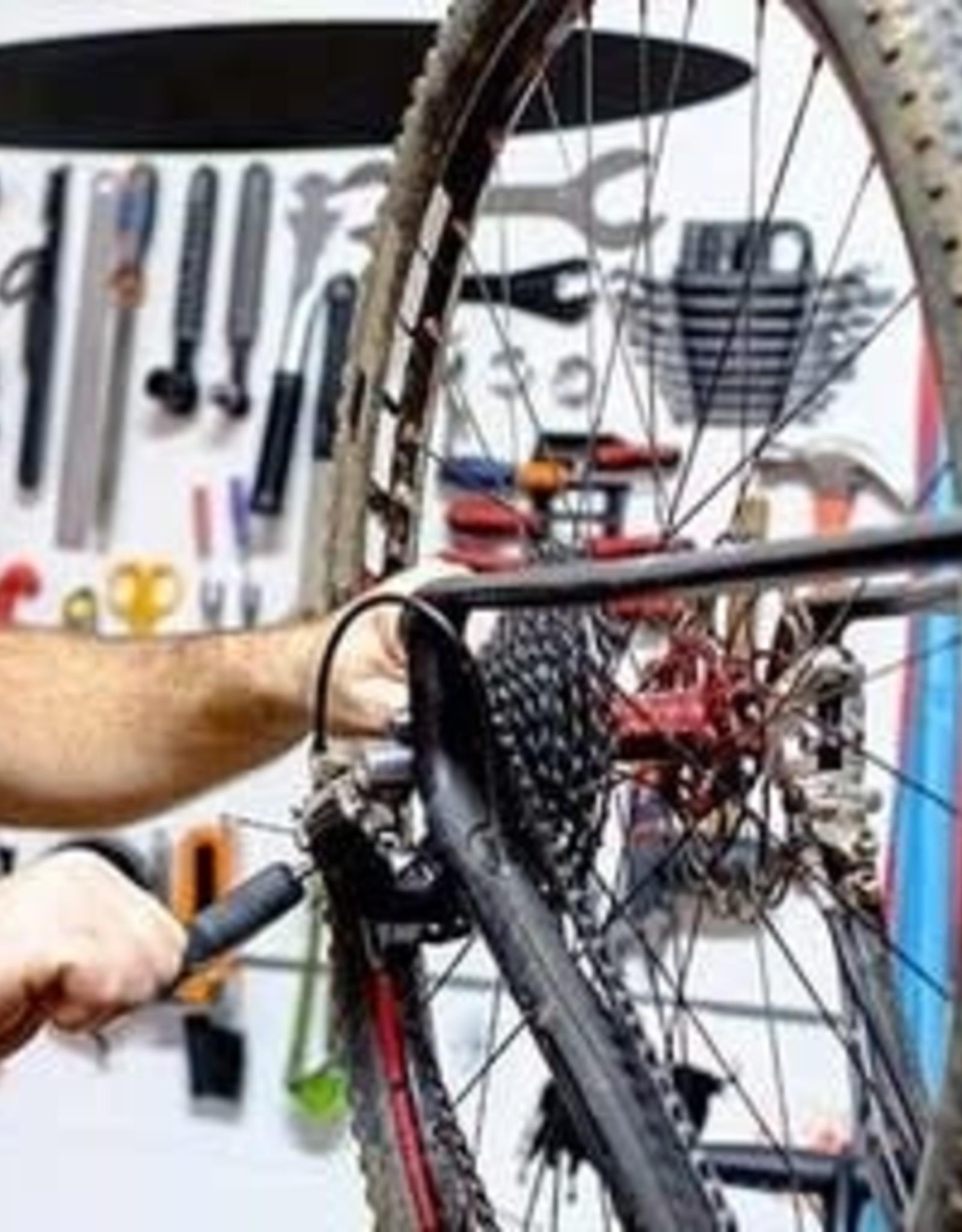Installation - Frein à disque vélo avec purge (VS-240)