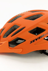 Bike Helmet Seven Peaks Heroes L/XL Orange/Grey