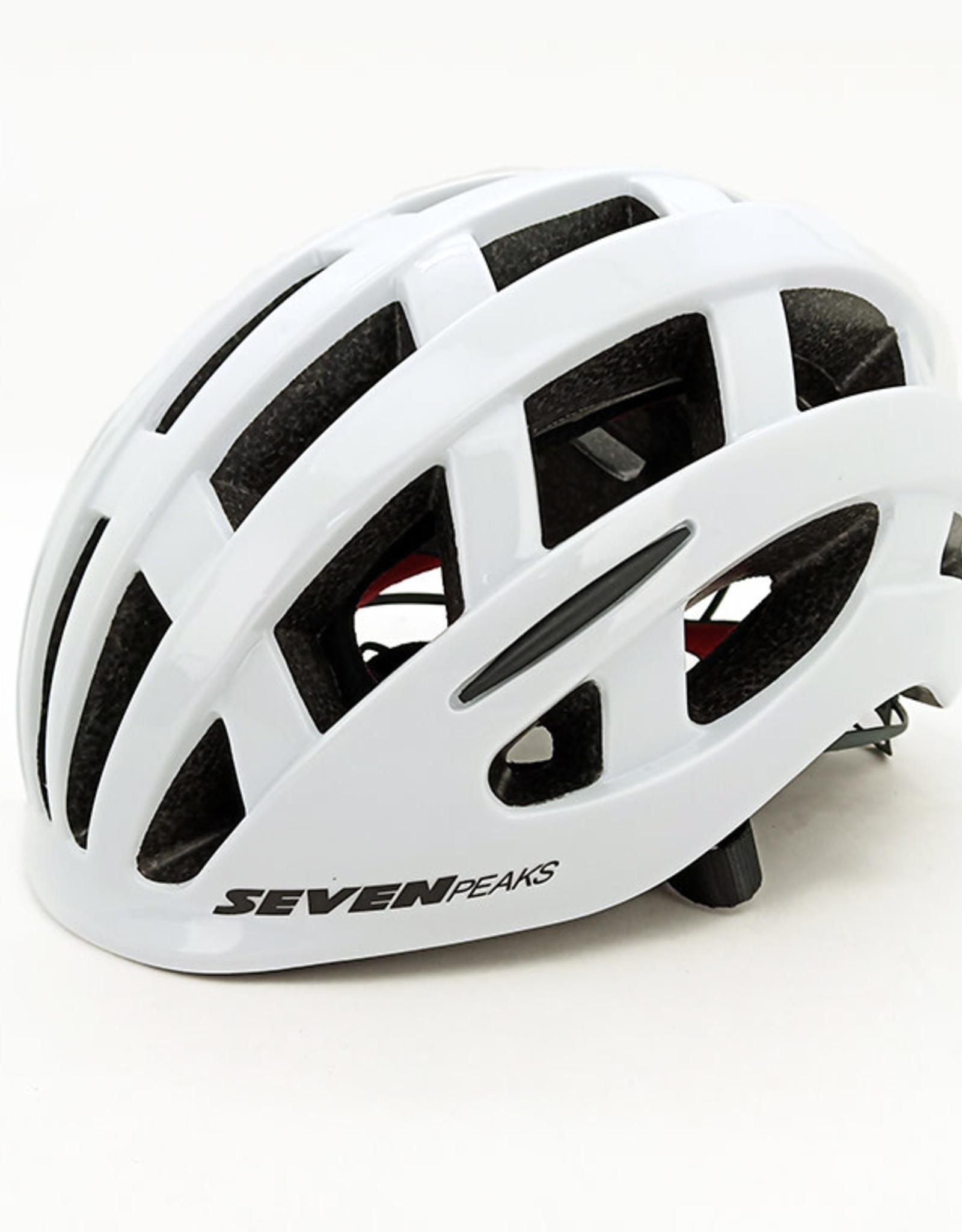 Seven Paeks Bike Helmet Seven Peaks Park L/XL Wht
