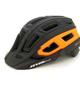 Seven Paeks Bike Helmet Seven Peaks Spirit L/XL Blk/orange