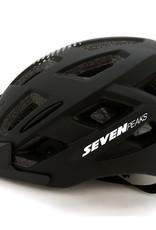 Seven Paeks Bike Helmet Seven Peaks Heroes L/XL Blk/Grey