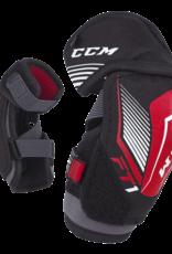 CCM Hockey EPFT1 JS YT ELBOW PADS v.1 L