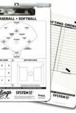 COACH S CLIPBOARD BASEBALL