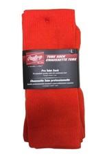 Rawlings PRO TUBE SOCK RED S