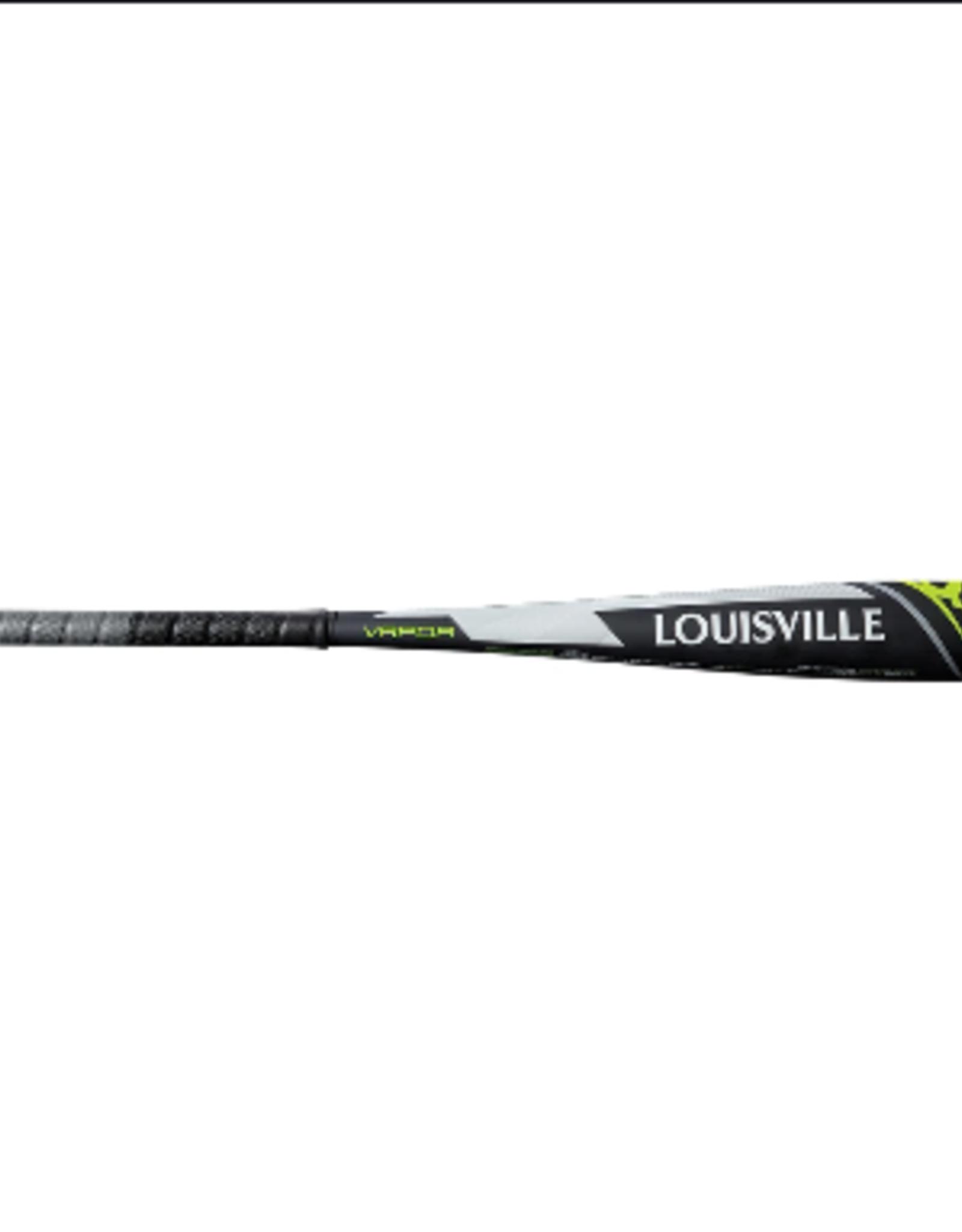 Louisville (Canada) LS LOUISVILLE SLUGGER NON WOOD BAT  USA BASEBALL VAPOR  9 2 5/8 USA BASEBALL 27 BLK-WHITE-GREEN