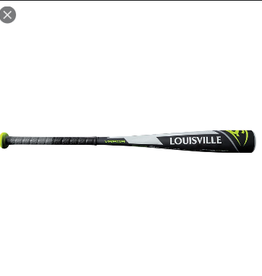 Louisville (Canada) LS LOUISVILLE SLUGGER NON WOOD BAT  USA BASEBALL VAPOR  9 2 5/8 USA BASEBALL 27 BLK-WHITE-GREEN