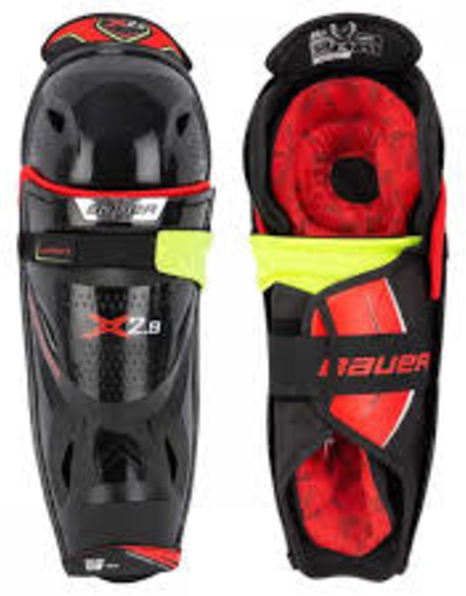 Bauer Hockey S20 VAPOR X2.9 SHIN GUARD - SR 15.0