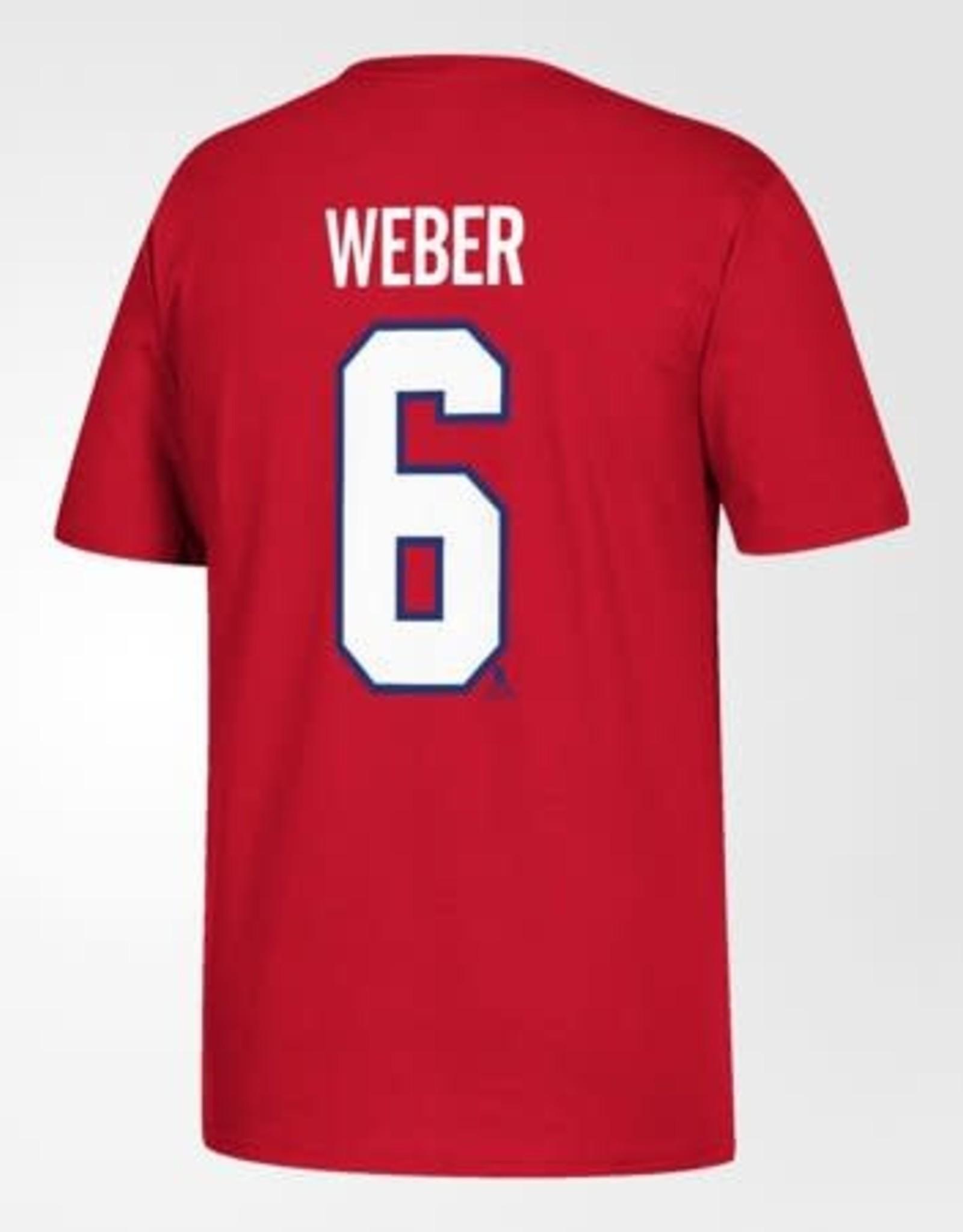 NHL T-SHIRT WEBER  (M)