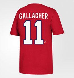 NHL T-SHIRT GALLAGHER YTH L