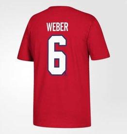 NHL T-SHIRT WEBER  (L)