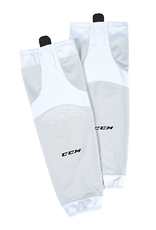 CCM Hockey SX6000 IN EDGE SOCK WHITE v.1 01