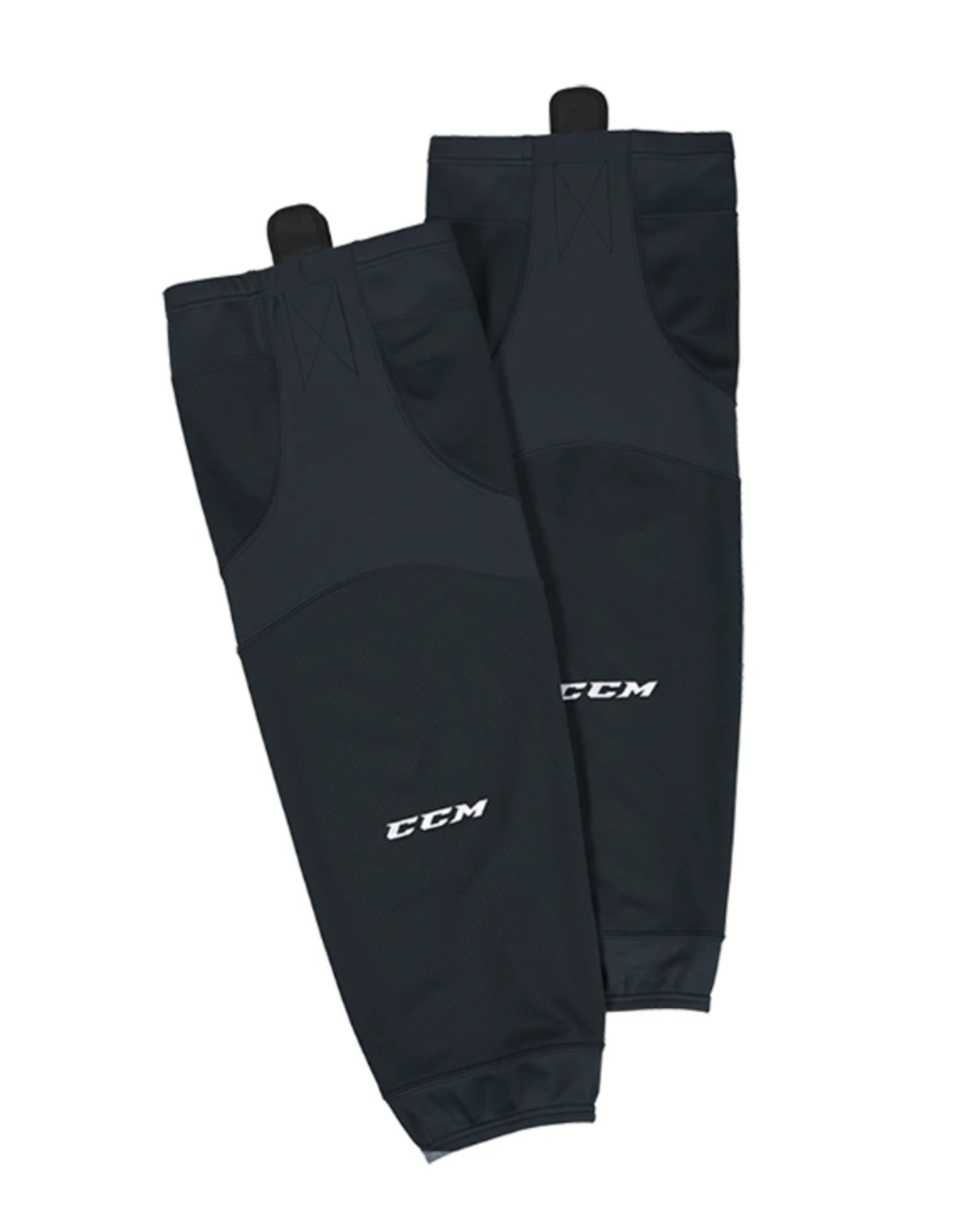 CCM SX6000 IN EDGE SOCK BLACK v.1 12