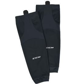 CCM SX6000 IN EDGE SOCK BLACK v.1 12