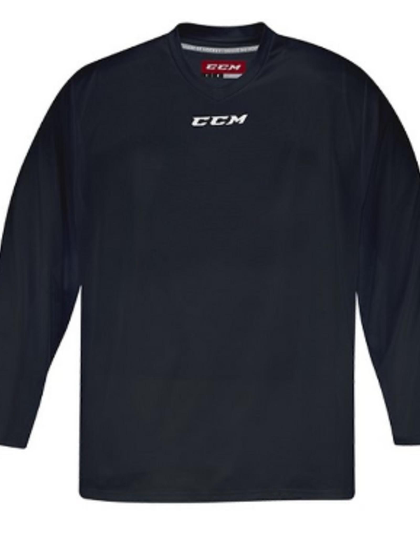 CCM Hockey 6000 SR MID PRAC BLACK/WHT v.1 12.01 S