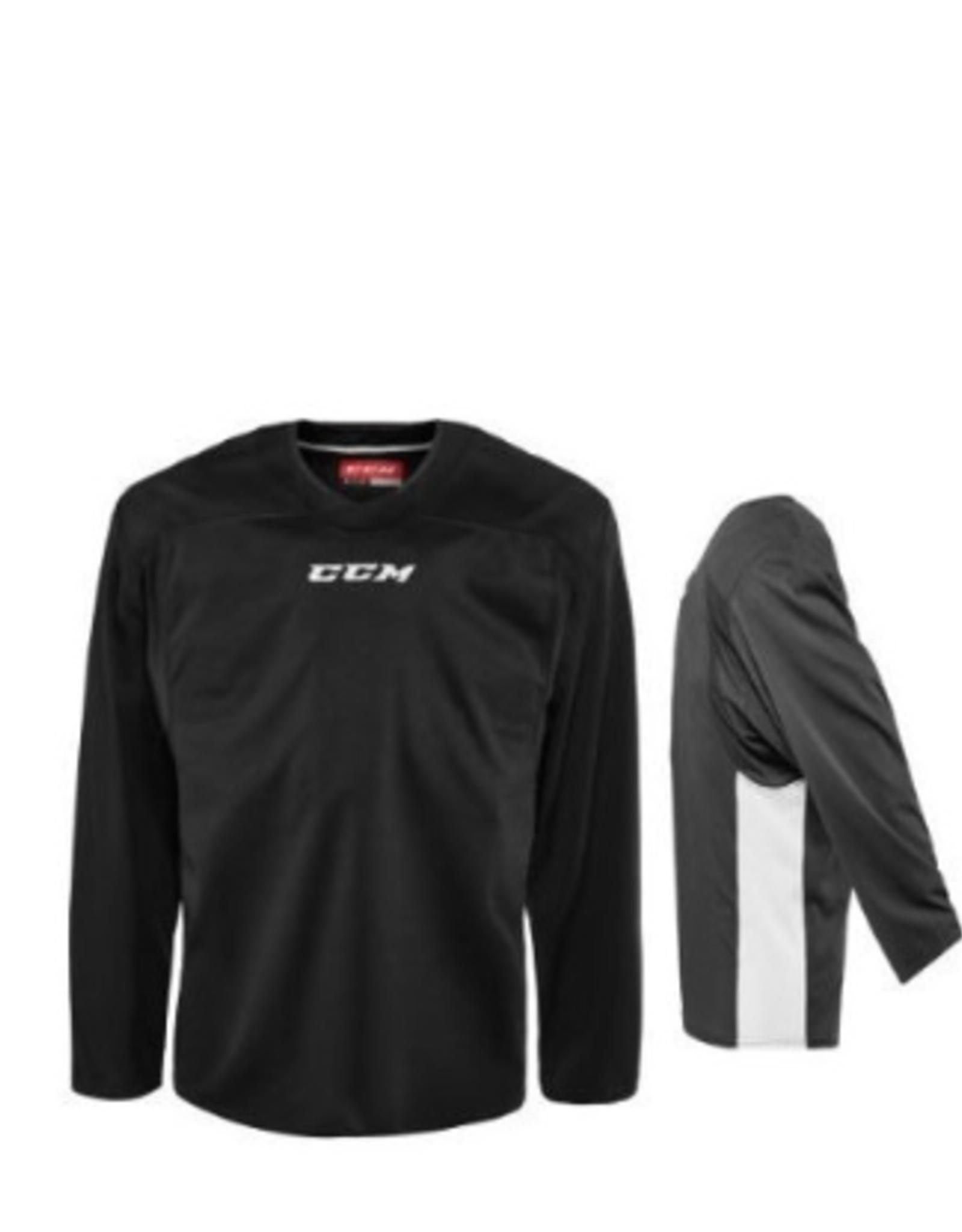 CCM Hockey 6000 SR MID PRAC BLACK/WHT v.1 12.01 2XL