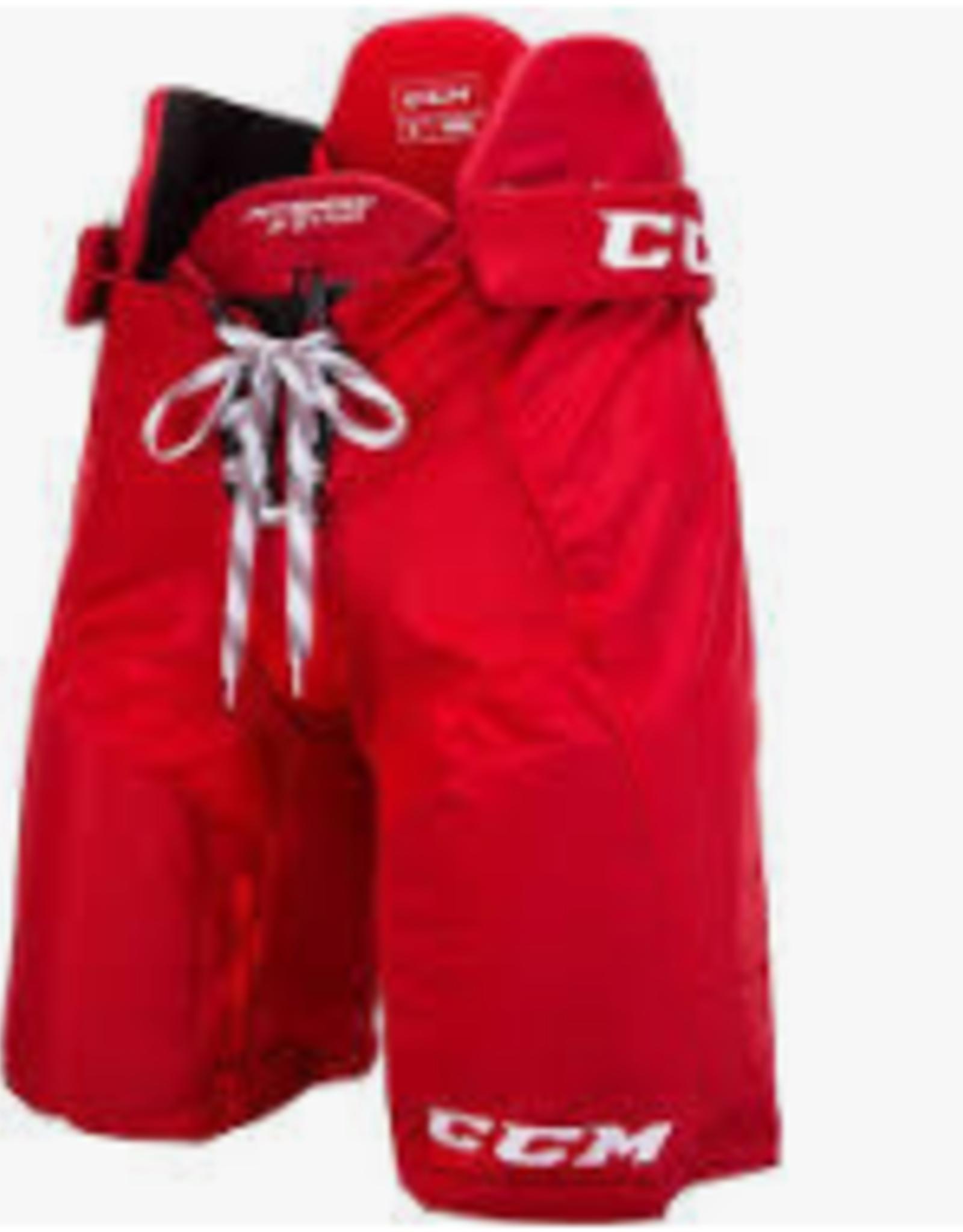 CCM HP390 JS SR PANTS v.1 RED M